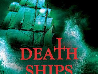 Death Ships - New Book Out July