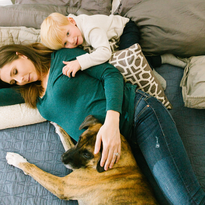maternity lifestyle session