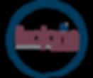 ljs 2019 logo circle blue bird maroon le