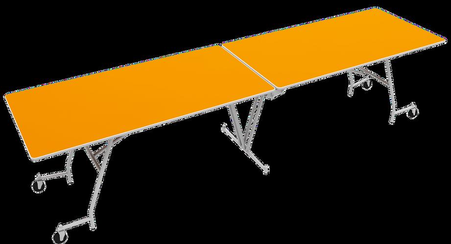 Safe Fold Table Rectangular