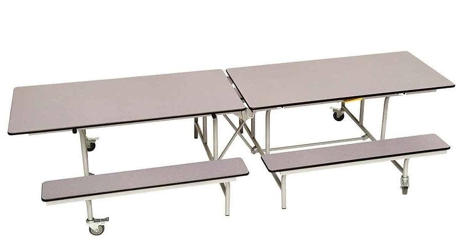Mobile Folding Bench Unit