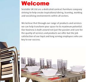 Seatable UK Ltd, PDF, Seatable UK, Educational Dining Furniture, Contract furniture, Dining furniture, Restaurant Furniture, School Furniture, Educational Furniture, Bespoke furniture