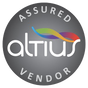 Altius accreditation logo