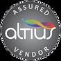 Altius accreditation logo