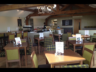New Dining Area – Thorncliffe Tasting Rooms