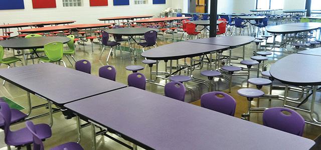 Creating An Inclusive School Dining Room Seatable Uk Ltd