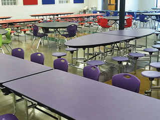 Creating an inclusive school dining room