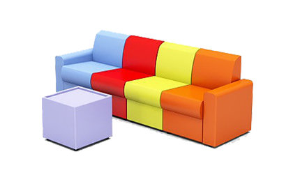 Mini Mods Soft Seating