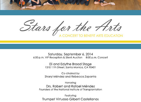 Stars for the Arts 2014