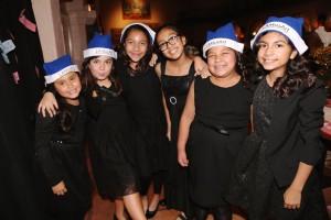 LAMusArt Choir Students