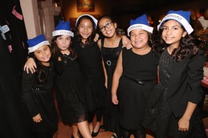 LAMusArt Choir debuts at the 2015 Winter Benefit Dinner