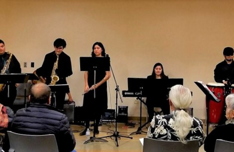 Evening Concert with Jazz Ensemble at East Los Angeles Library