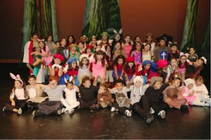 Camp MusArt 2015 Performs Shrek the Musical Jr.