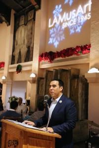 Executive Director Manny Prieto