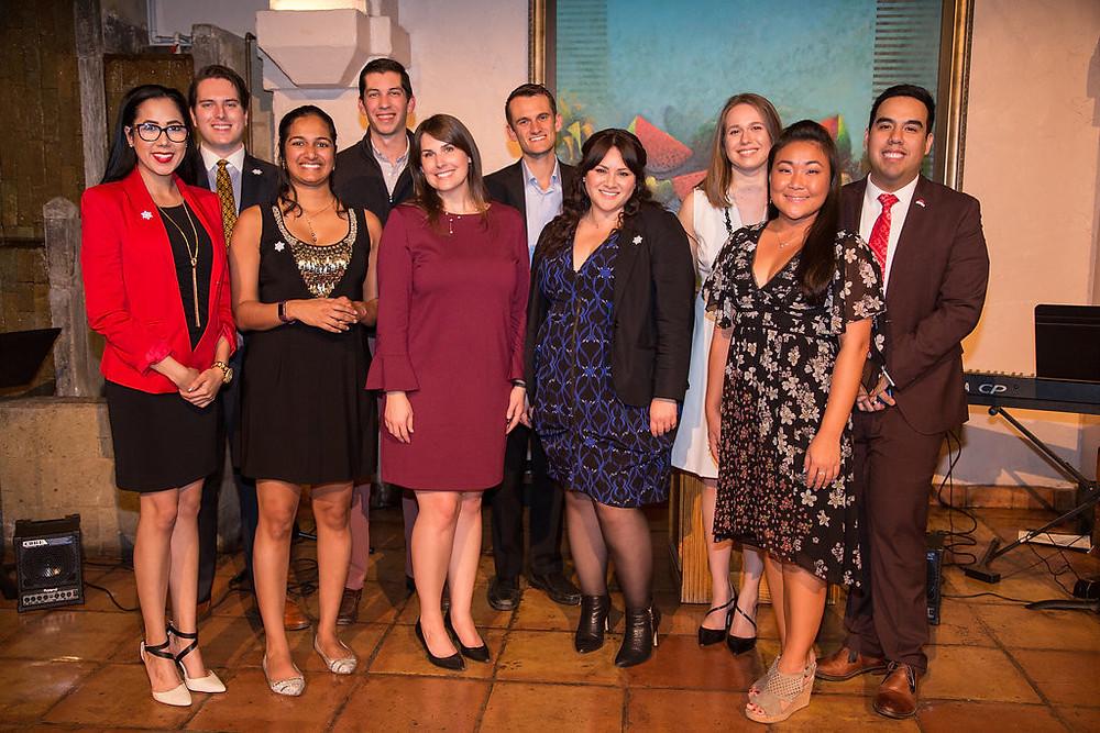 The LAMusArt Young Professionals Advisory Board