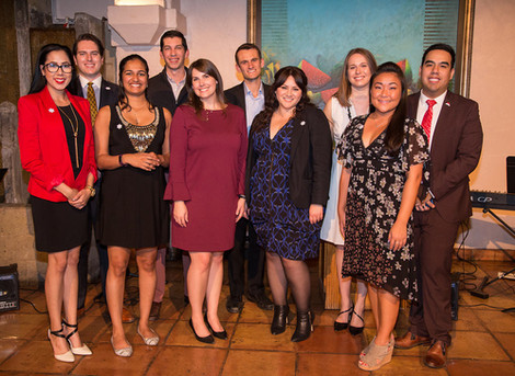 Winter Benefit Posada Raises Support for Tuition-Free Programs