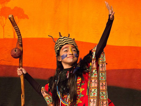 LAMusArt Stages Its 20th Camp MusArt Production, The Lion King Jr.