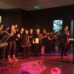 LAMusArt Choir Croons at KUSC Kids Discovery Day