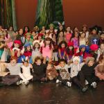 Cast of Shrek the Musical Jr.