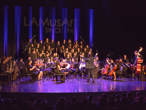 LAMusArt Revisits Hollywood Film Music at Annual Spring Concert