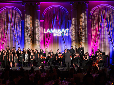 LAMusArt Hosts 20th Annual Stars for the Arts with Carrie St. Louis