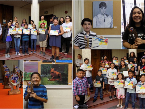 Annual Art Competition Showcases Talent of All Ages at LAMusArt