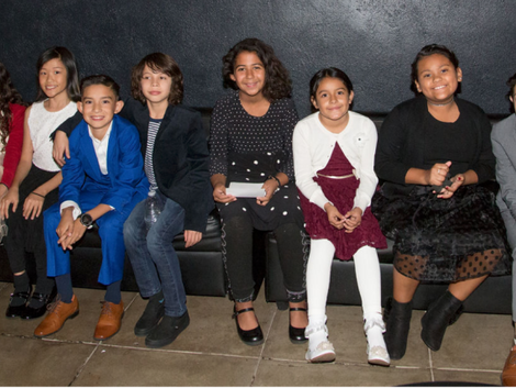 Playwrights Ages 9 & 10 Wow Audiences