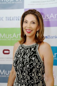 Miriam Hernandez from ABC News Channel 7 was our emcee for the evening.