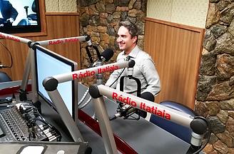 Dr. Alexander Nassif na rádio Itatiaia