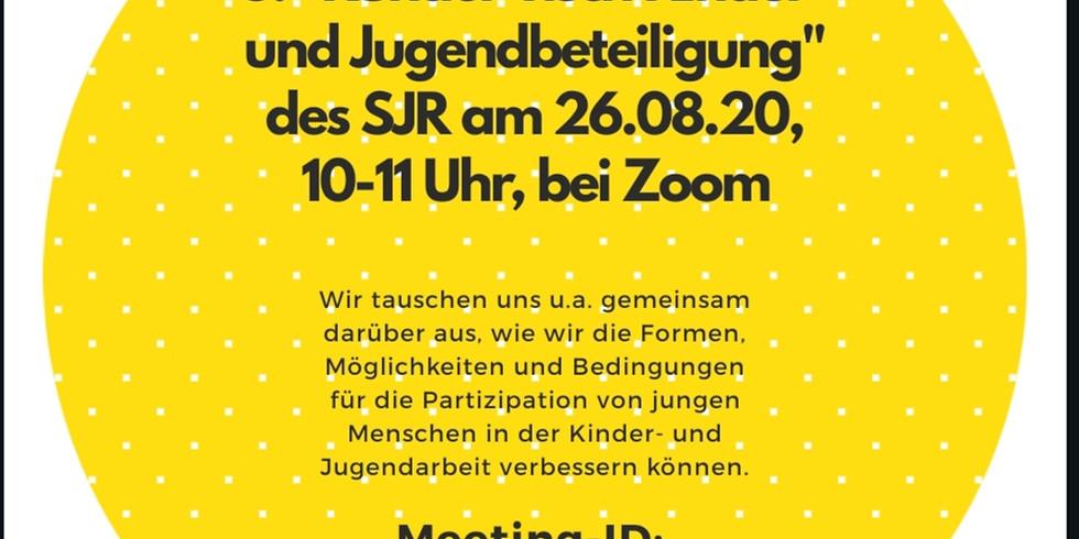 """3. """"Runde Tisch Kinder- und Jugendbeteiligung"""""""