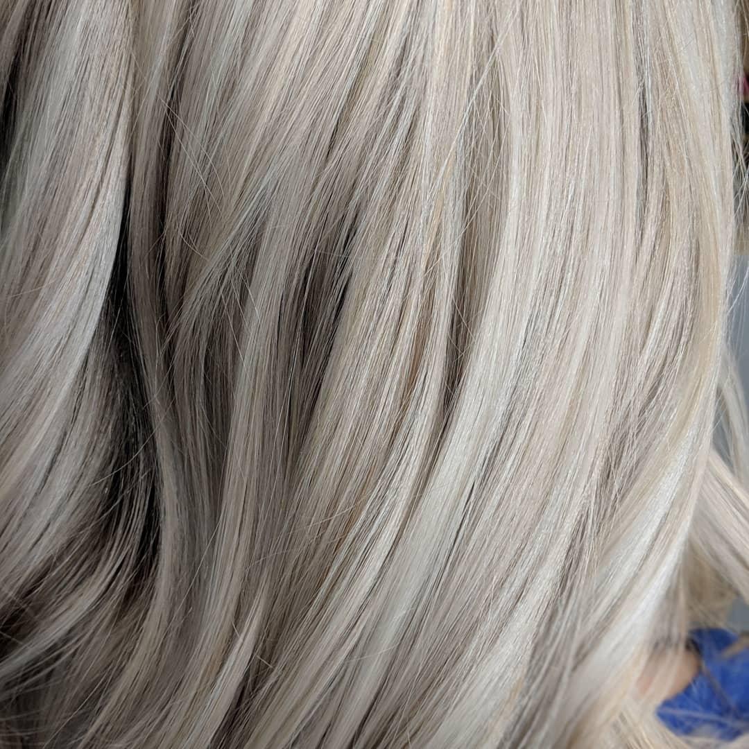 Ice Blonde