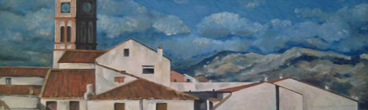 Andalucia and the area near Casa Sonana