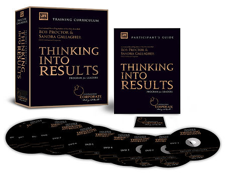 Proctor Gallagher Institute - Thinking Into Results | Bob Proctor