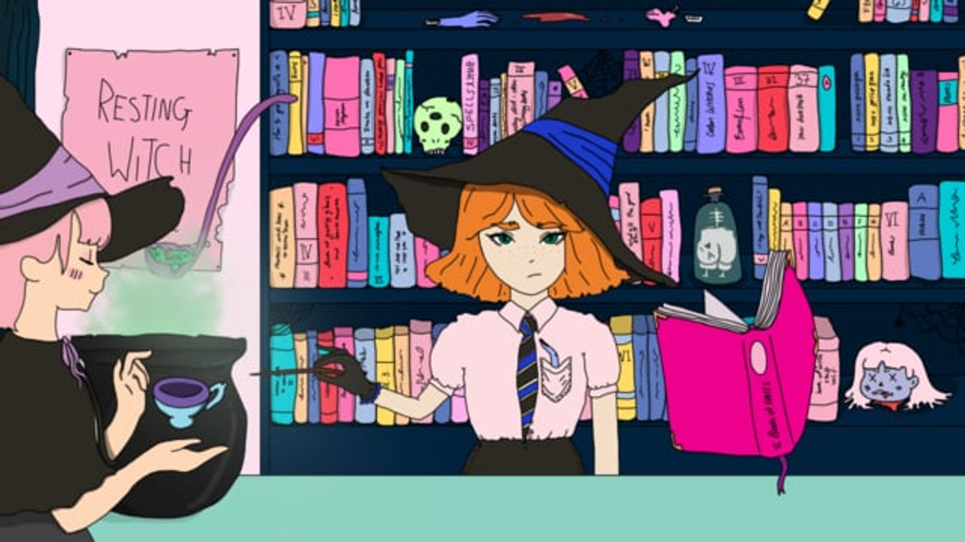 Witch Class 101