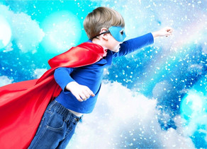 Use Your Heart to Activate Your Superpowers…!