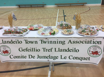 A Welsh feast!