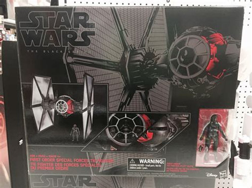 Star Wars Black series Tie Fighter