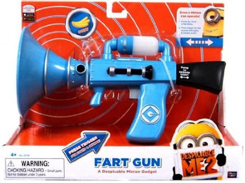 "Despicable Me ""Minions"" fart Gun"