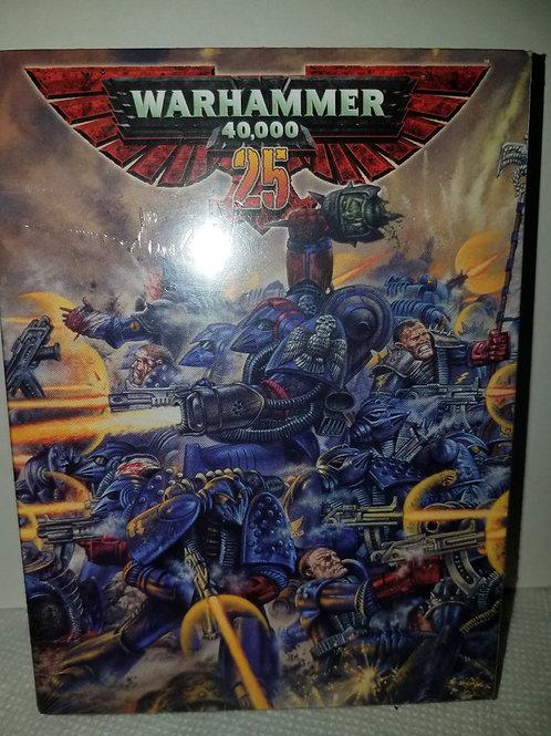 Warhammer 40k 25th Anniverssary model