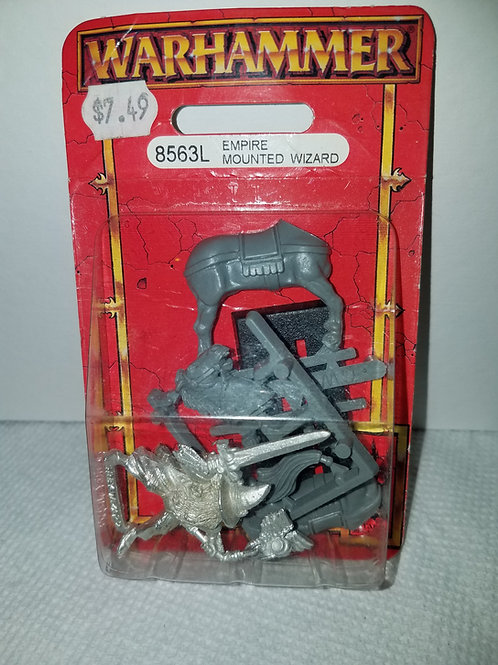 Games Workshop Citadel Mounted Wizard
