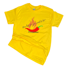 Los Chilakillers - I'm so Hot - Yellow Tee