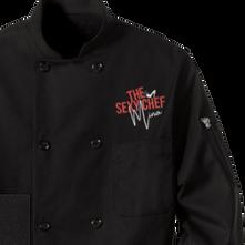 The Sexy Chef Mina - Chef Coat