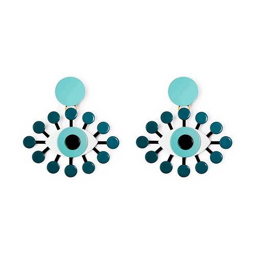 Nazar Earrings