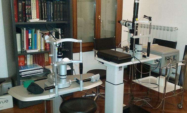 Laser YAG e retina