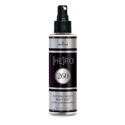 [HE]RO 260 Pheromone-Infused Body Mist