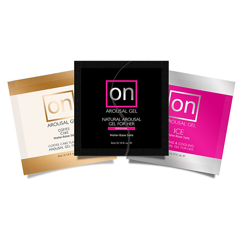 ON Arousal Gel for Her Single Use Packet