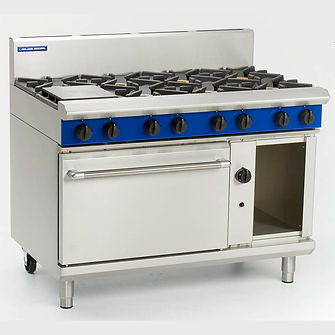 Blue Seal G508 Gas Cooking Range Photo.j