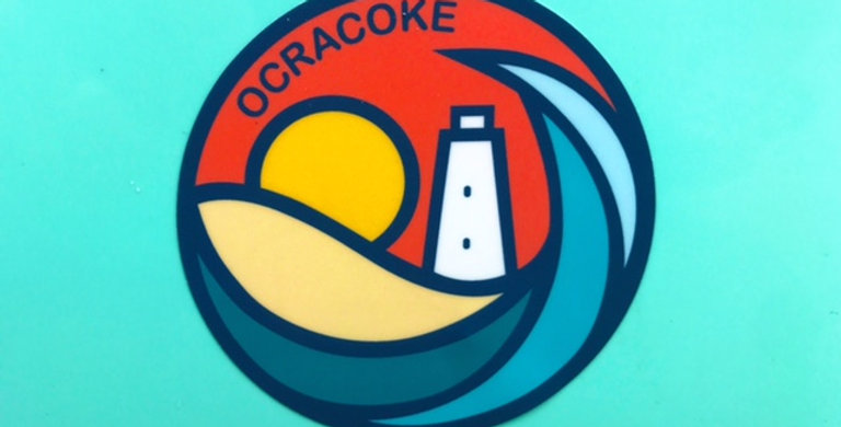 Ocracoke Sticker