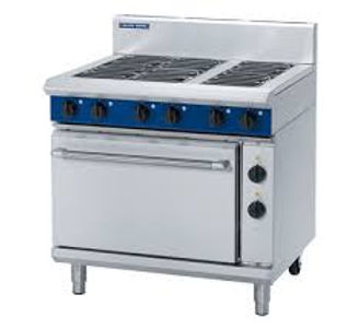 Blue Seal E506D Electric Oven Range Phot