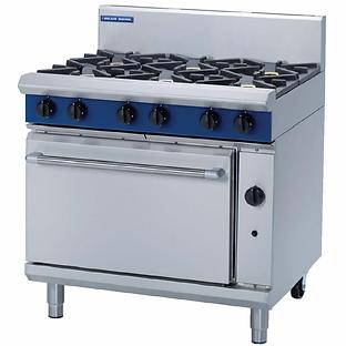 Blue Seal G506 Gas Cooking Range Photo.j